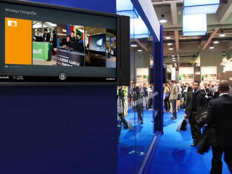 PandoPad - Industries - for Conferences and Trade Shows